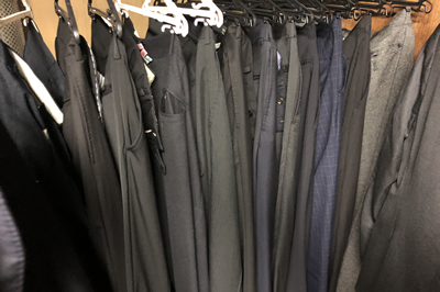 衣類を守る乾燥方法